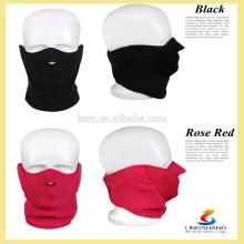 LINGSHANG al aire libre Máscaras de medio rostro baratos Máscara de esquí de neopreno