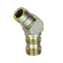 Weld Pipe Tee Fittings with Bsp Weld Fittings