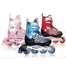 Skate ajustável em linha com vendas quentes para crianças (YV-8031)