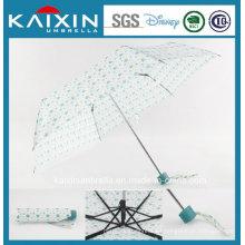 Alto Quanlity y paraguas plegable barato