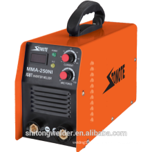 Barato igbt mma-250 inversor máquina de solda