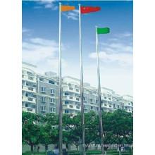 China Design Good Price Steel Flagpole