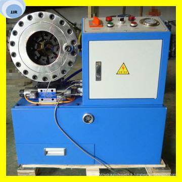 Machine de rabattement automatique hydraulique