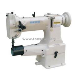 Jednodźwigniowa maszyna do szycia stębnowego z cylindryczną stębnówką