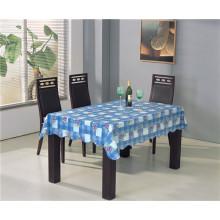Oko-Tex 100 farbenreiche PVC bedruckte Tischdecke mit Vlies / Spunlace Backing