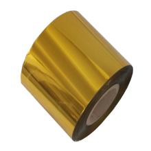 Einseitige Gold-Heißprägefolienbasisfolie