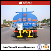 Camión de remolque del aceite de la oferta del fabricante chino, transporte del tanque de combustible (HZZ5162GJY)