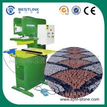 3 Funktionen Steinpressmaschine für Bordstein