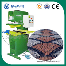 3 Functions Stone Pressing Machine for Curb