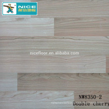 NWseries Double cherry Parquet wood flooring HDF core Parquet Flooring