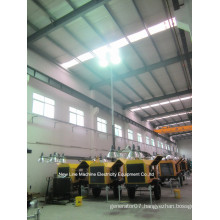 Portable Generator Set Lighting Tower (7-18kw)