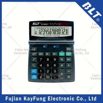 12 Digits Tax Function Desktop Calculator for Office (BT-5200T)