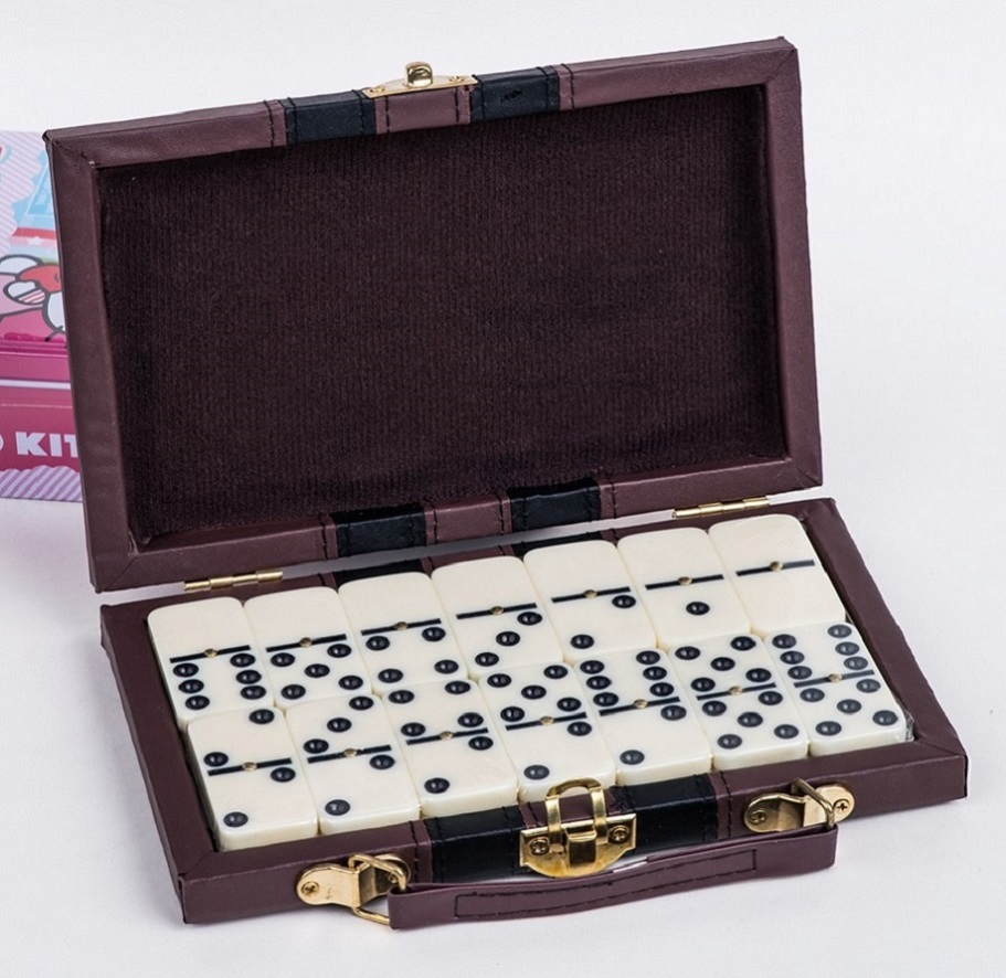 Double 9 Customized Dominoes Game Set