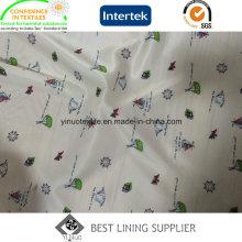 100 Polyester Damen Jacke Mantel gedruckt Futter Stoff Muster