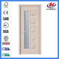 *JHK-010 6 Panel Fiberglass Doors 6 Panel Fiberglass Shed Door Fiberglass Interior Door