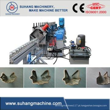 Máquina formadora de post-roll para vinhedo de uva totalmente automática Ce & ISO