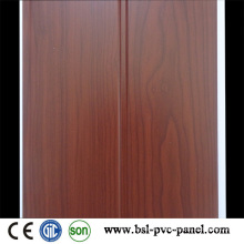 Groove Laminated PVC Wall Panel 20cm 7.5mm Wood Color in Rwanda