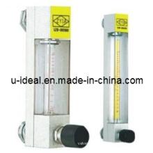 Lzb-Dk100 Dk200 Débitmètre en verre Rotameter