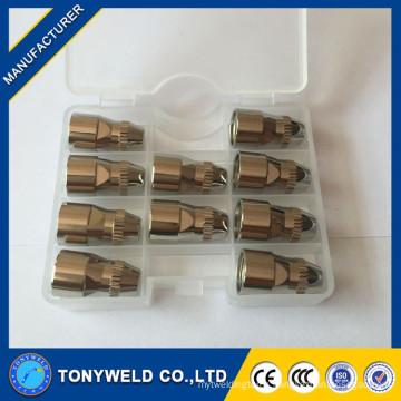 P80 plasma cutting nozzle 1.3mm