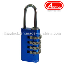 Aluminum Alloy Colour Combination Padlock (530-204)