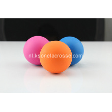 Hot Selling Aangepaste 6,3 cm massage Lacrosse bal