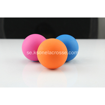 Hot Selling Custom 6,3cm Massage Lacrosse Ball