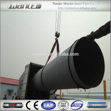 La qualité et le meilleur prix du tuyau en acier de 48 pouces
