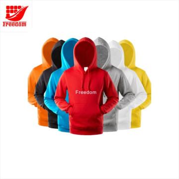 Günstige Logo angepasst Baumwolle Hoodie gedruckt