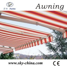 Outdoor Aluminum Retractable Caravan Awnings (B3200)