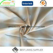 100% Polyester Zwei Töne Check / Plaid Futter Factory