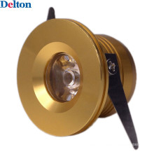 1W Round LED Spotlight (DT-CGD-018A)