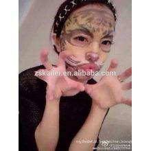 folha de máscara animal não tecida de natureza