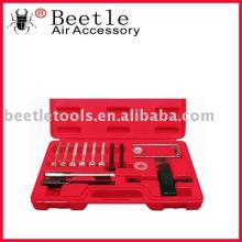 steering wheel remover/lock plate compressor set,car repairing tool