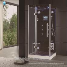 K-710 ozonateur vapeur salle de douche en verre clair une personne hammam