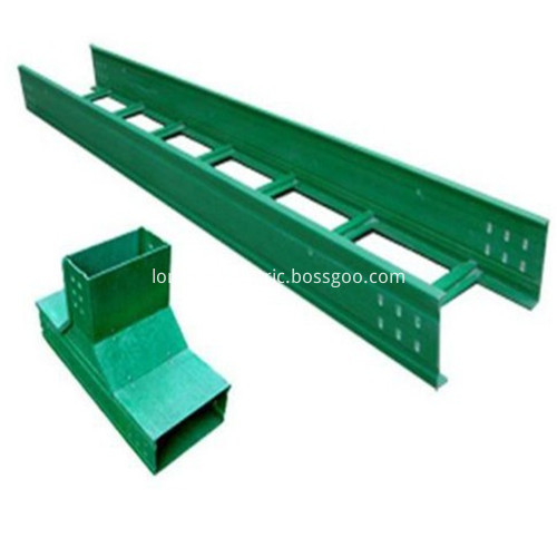 Ladder Fiberglass Cable Tray 1