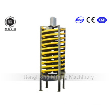 Schwerkraft-Trennmaschine-Maschinen-Spiralen-Rutsche für Schlamm-Trennzeichen