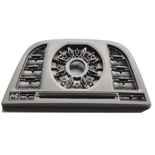 Auto Plastic Control Panel Board Molding