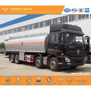 Dongfeng Tianlong 8x4 Oil Transport Truck Capacity 35000L