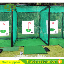 Cheap,classic golf hitting net/golf hitting cage/golf practice nets