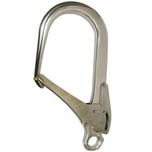 A8312 Промышленной Безопасности Алюминия Двойного Действия Выкованный Щелчковый Крюк