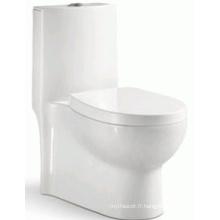 Sanitaires Ware Siphon One Piece Toilet to Brazil Market (6211)