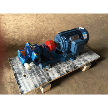 KCB electric grease gear type oil pump