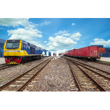 Railway Freight Trains From Guangxi To Kazakhstan
