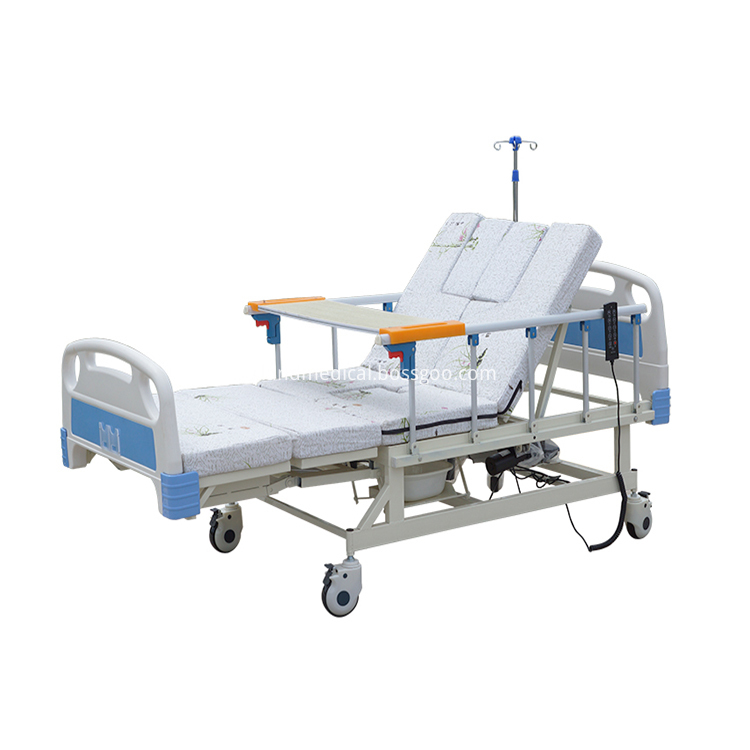 Five Functions Hospital Medical Care Electric Bed 5