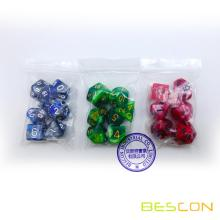 Basic Polybag Package for Dice Set