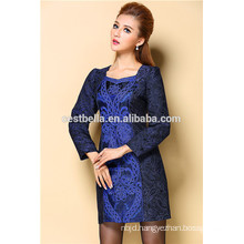 winter casual dresses for women vintage grace warm winter dresses Alibaba China 2015 Autumn