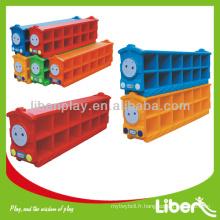Étagère en plastique pour enfants School-LE-SK.021
