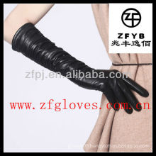 long arm leather glove