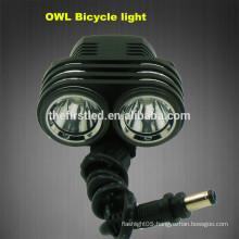 OWL 1800Lumens Cree xm-l2 bicycle led light