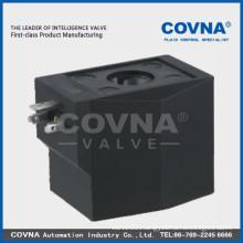 SD01B Plastic solenoid valve coil, 12V Solenoid coil, solenoid valve parts